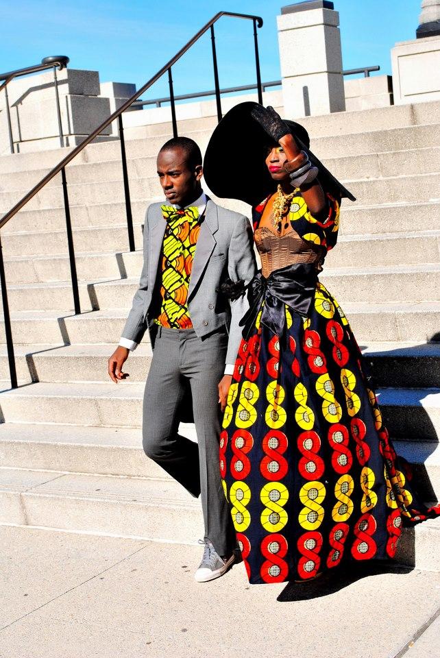 African Fashion Designer | Maylana's Chronicles