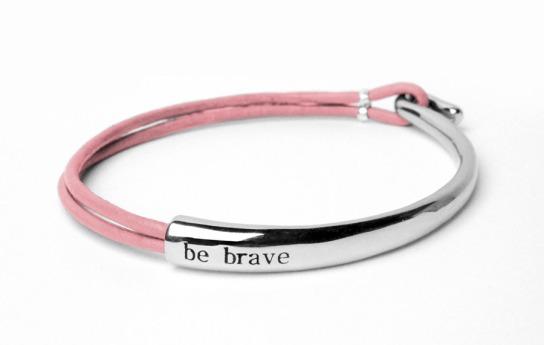 Bravelet Bracelet - Pink