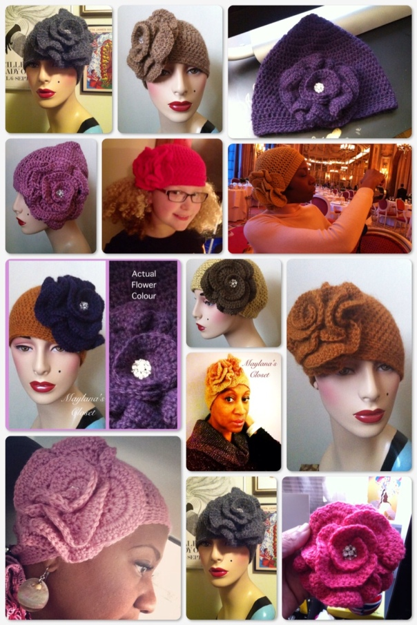Hat Collage 2013