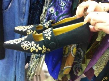 Shoes - vintage 21