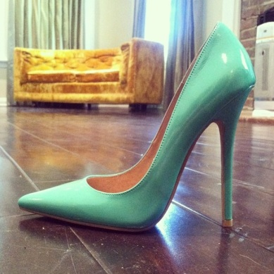 Darling Shoe by Jeffrey Campbell
