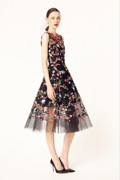 Oscar de la Renta 2014 Resort Collection
