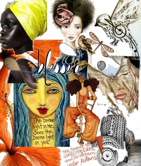 Bazaart #collage #art #inspire #Inspiration