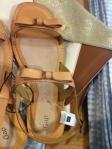 Gap flat sandals Close up –edit