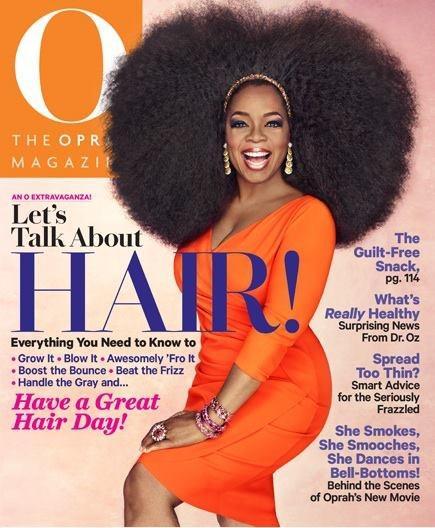 Oprah Winfrey, Oprah, Magazine, O' Magazine, Oprah Magazine