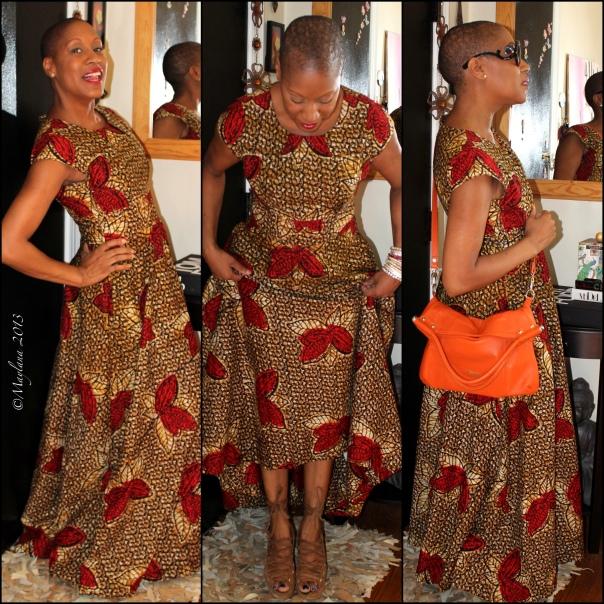Sika Dress and Me