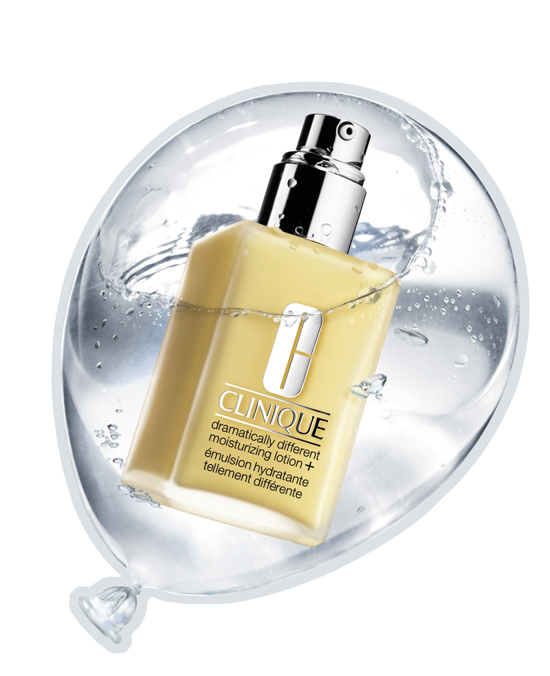 how to use clinique dramatically different moisturizing lotion
