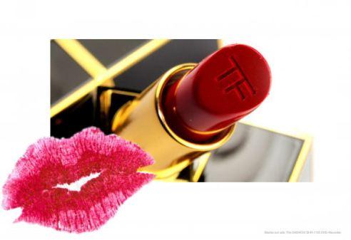 Cherry Lush, Tom Ford, Touch by MAC Cosmetics, lipstick, Maylana's Closet, #maylanascloset, #maccosmetics
