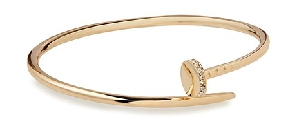 Wrap Bangle, myhabit.com, gold bangle, bangle