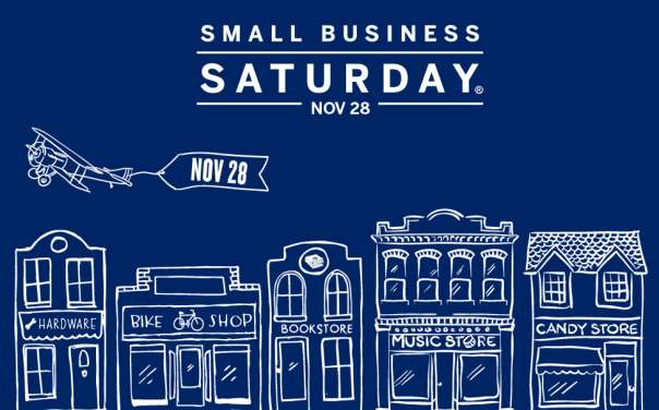 small business, small business Saturday, November 28